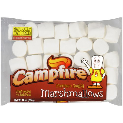 (3 Pack) Campfire Marshmallows, 10 oz