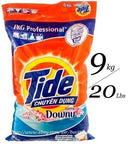 Tide PLUS Downy Powder Detergent Professional P&G 20 Lbs/9 Kg SEALED NEW