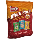 Herr's - 12 CT. MULTI CHIP PACK, 12 oz. bag