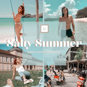 Salty Summer Presets 1x5