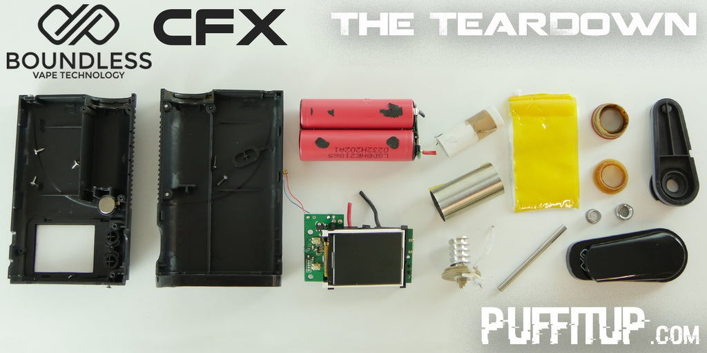 Boundless CFX Teardown