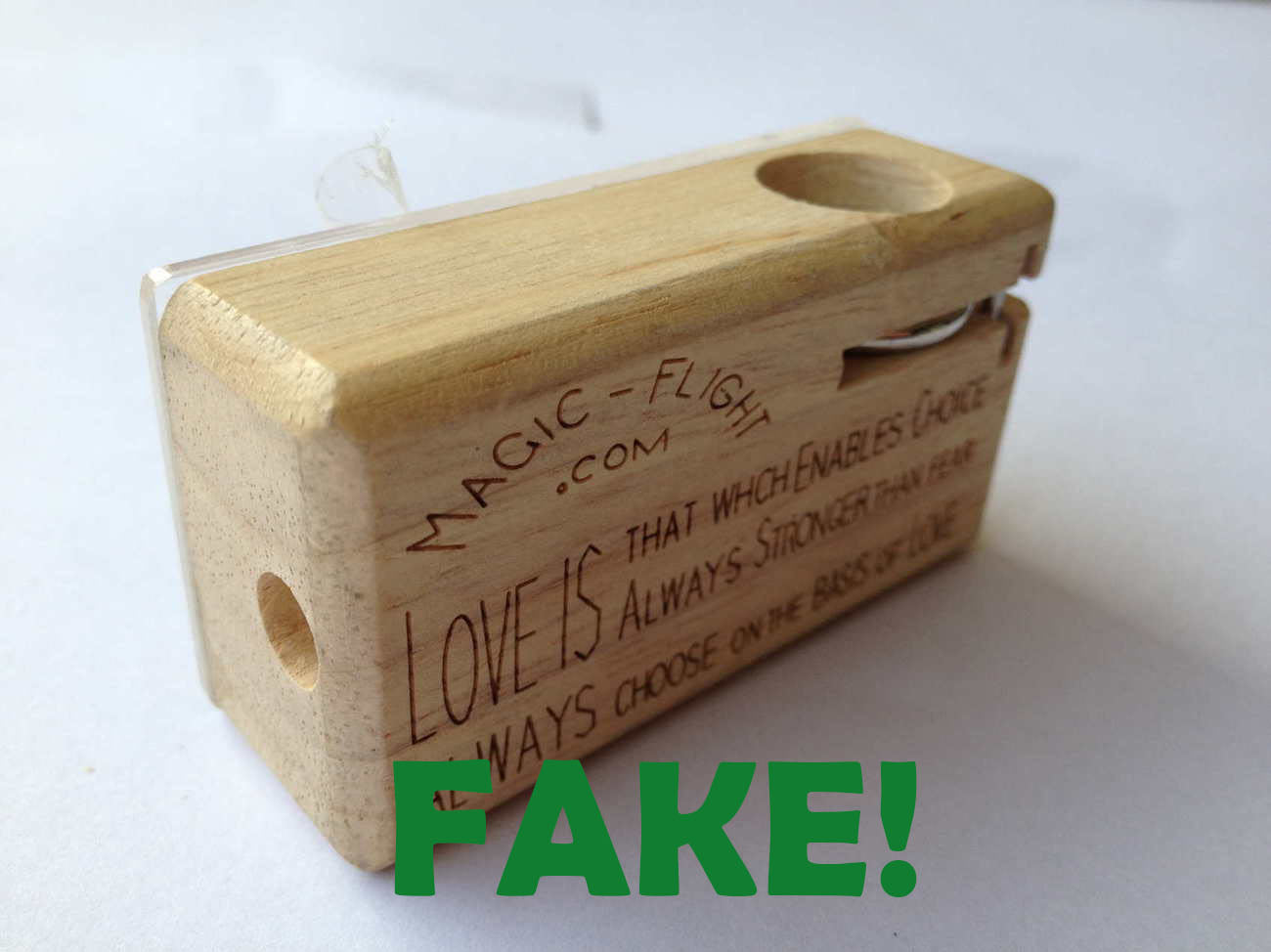 fake magic flight launch box vaporizer mflb