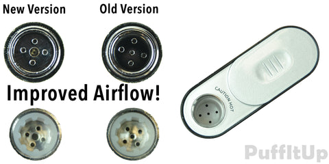 flowermate airflow v5 v5mini v50 v5o v50s v5os mini update change air flow