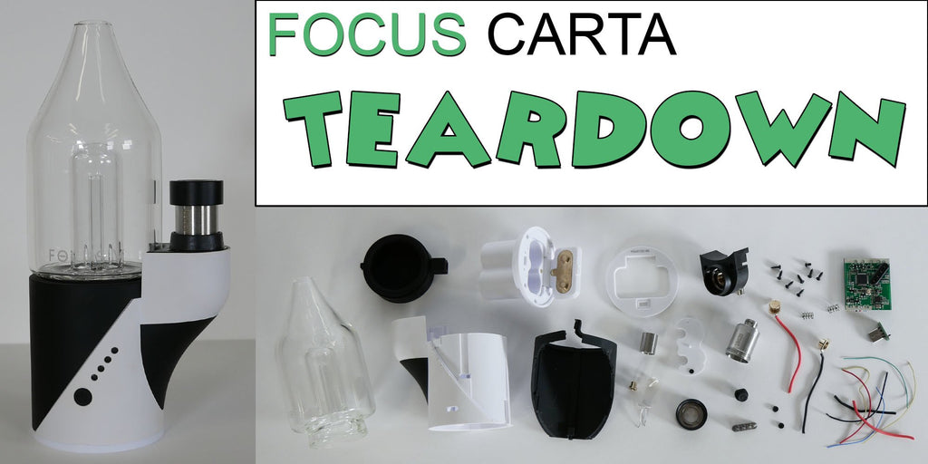 Focus Carta Teardown
