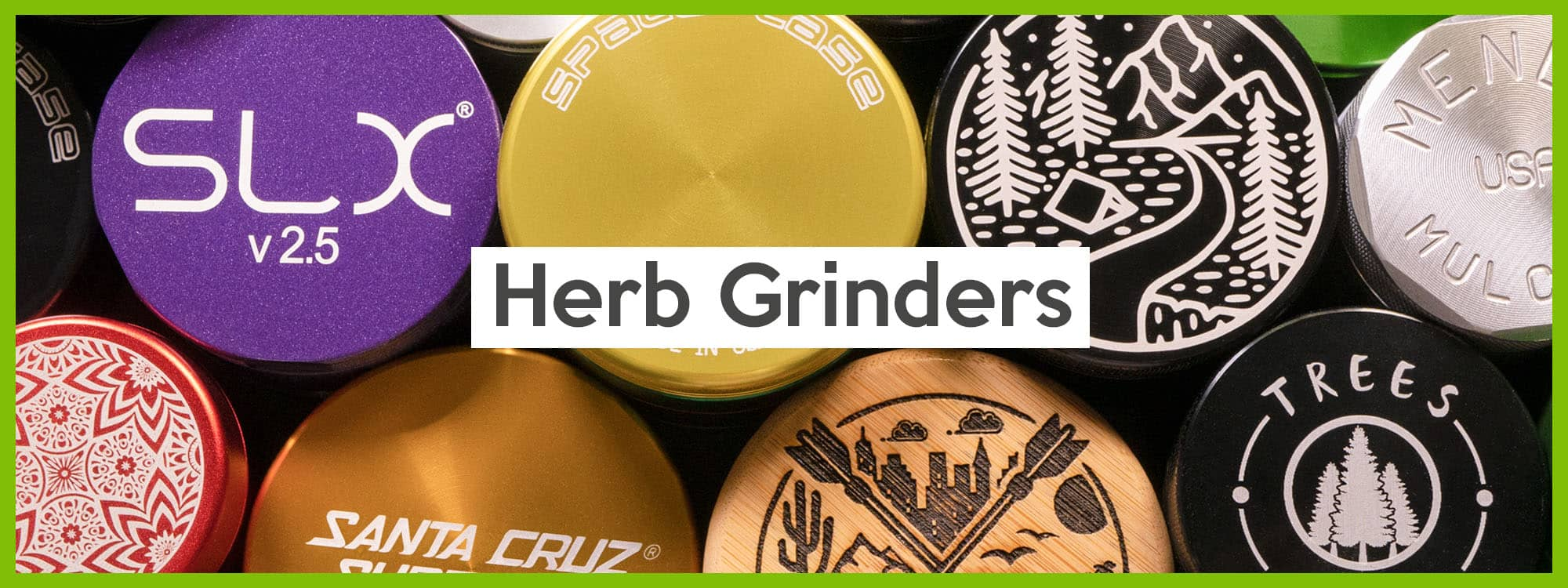 All herb grinders green friday sale