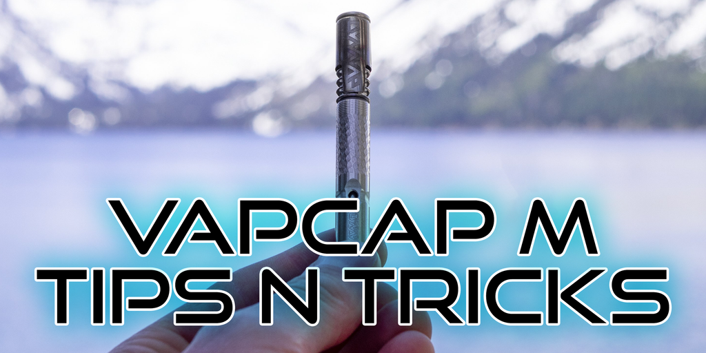 How to use the VapCap M