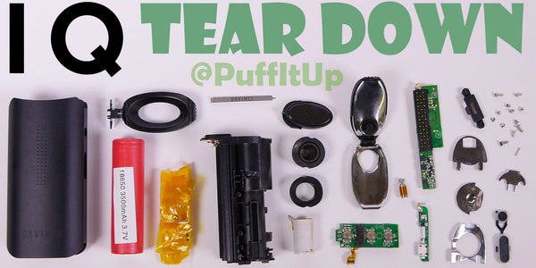 IQ Teardown