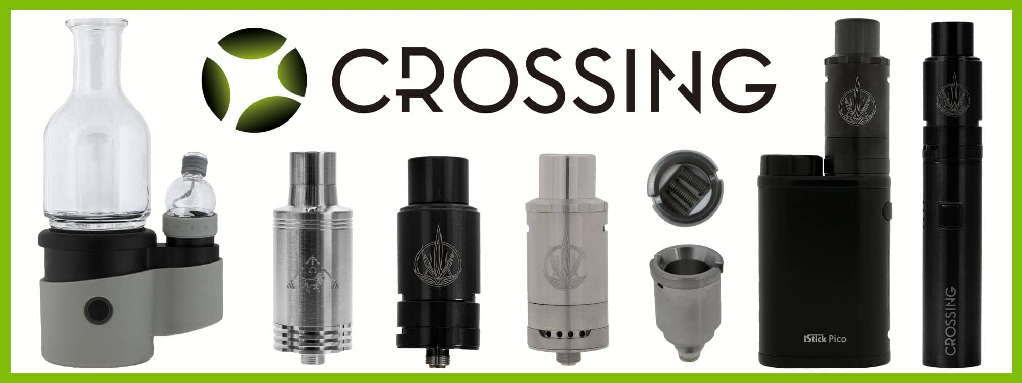 green friday sz crossing sai and core vaporizer sale
