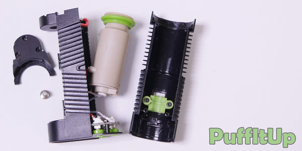 vivant alternate portable vaporizer teardown internals taken apart 5