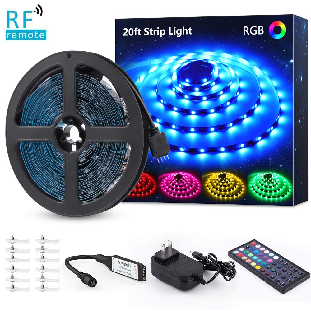 20ft/6m RGB LED Strip Lights