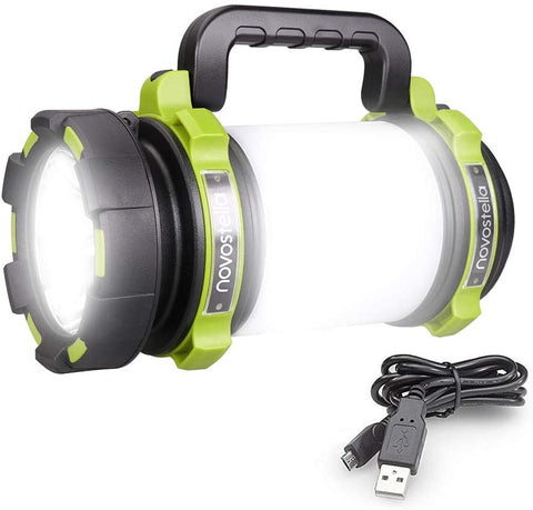 4000mAh Rechargeable CREE LED Camping Light