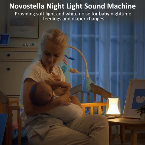 Baby Night Light White Noise Machine