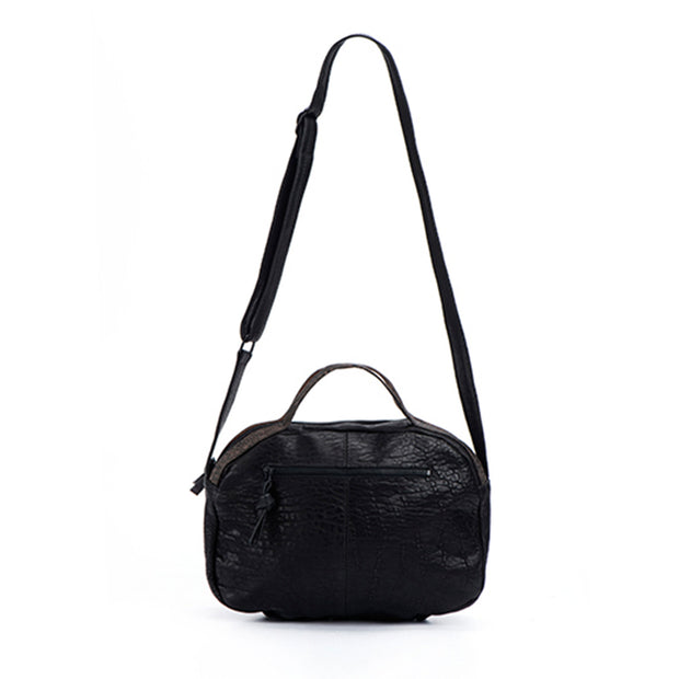 Black Sheffield Crossbody