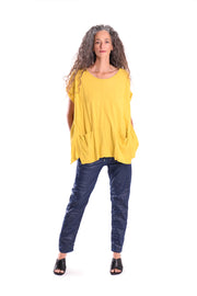 Brielle Crinkle Tunic