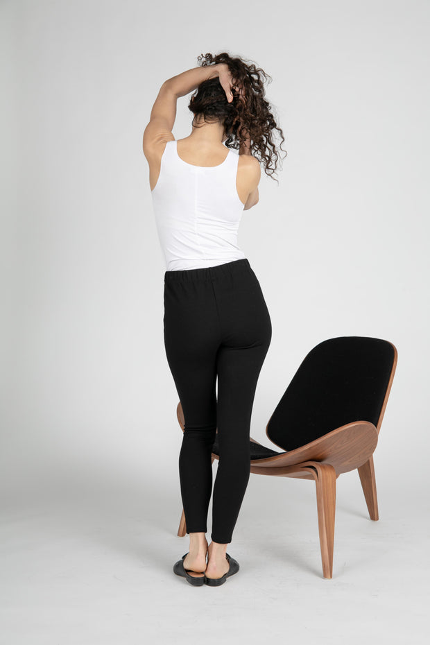 The All-Mighty Moto Basic Leggings