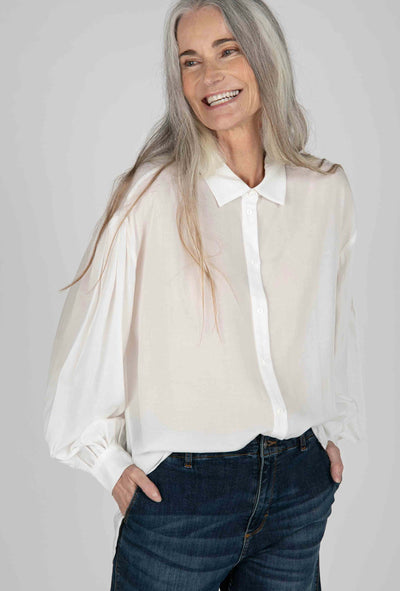 Cairo Button Up Blouse