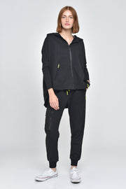 Simon Zip Up Sweatshirt