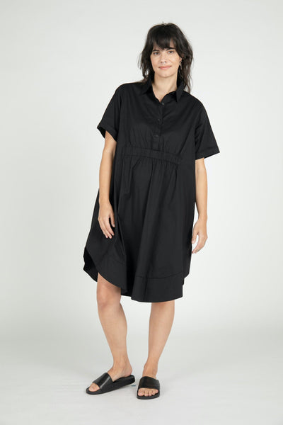 Amalfi Poplin Dress