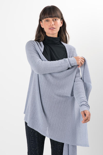 Chelsea Knit Wrap Cardigan