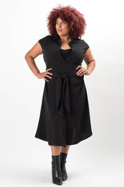 Aries Tie Waist Dress