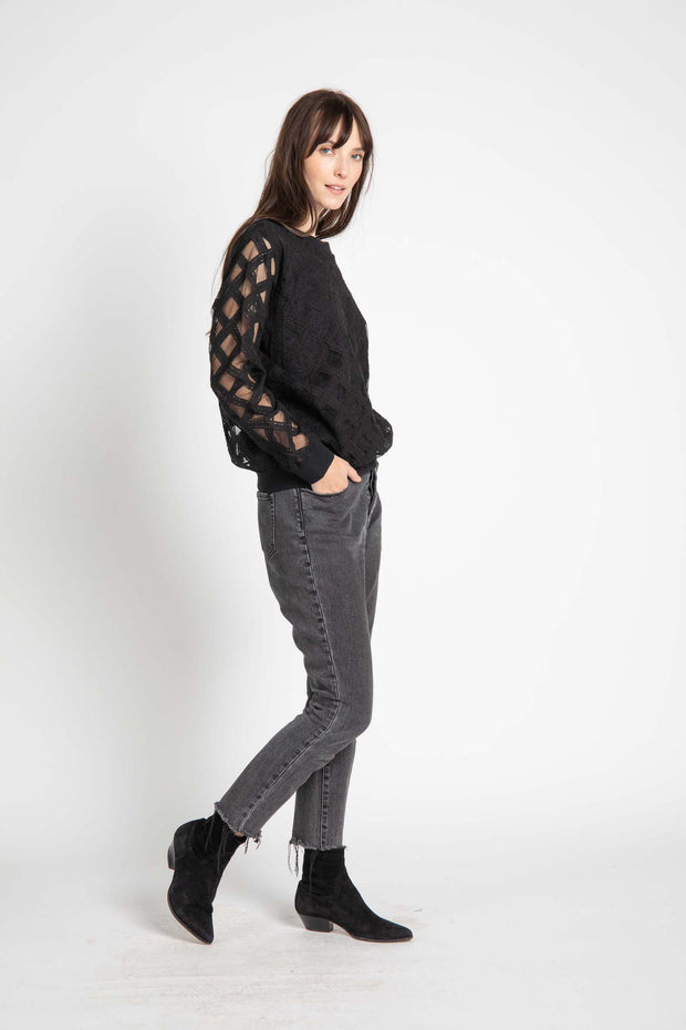 Ferris Lace Pullover