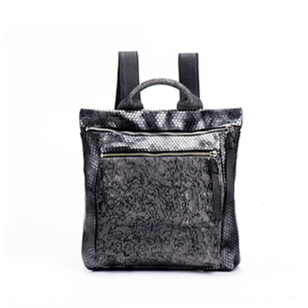 Pewter Alma Backpack