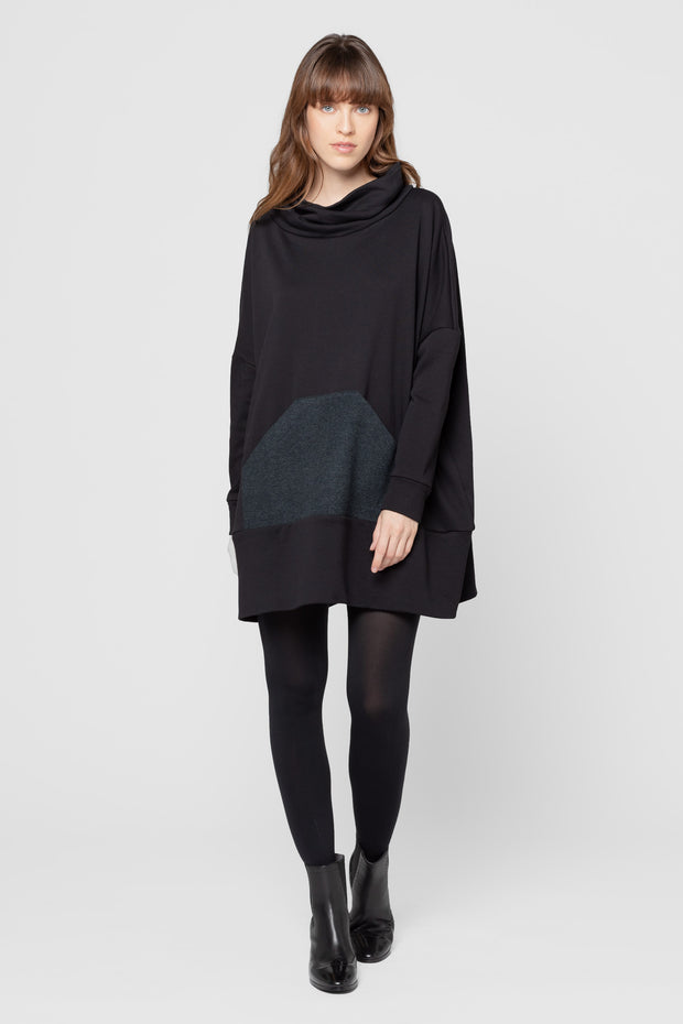 Black and Forest Cosima Sweatshirt Dress