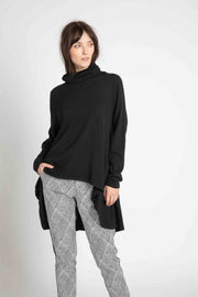 George Knit High Low Tunic