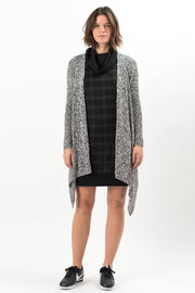 Leela Knit Wrap Cardigan