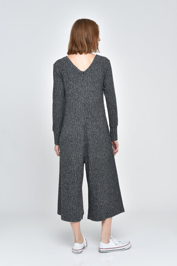 Miriam Ribbed Jumpsuit