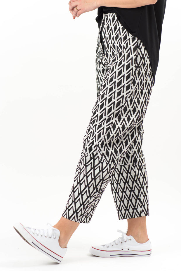 Quartz Mod Wide Leg Pants