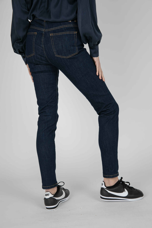 Gideon Straight Leg Denim