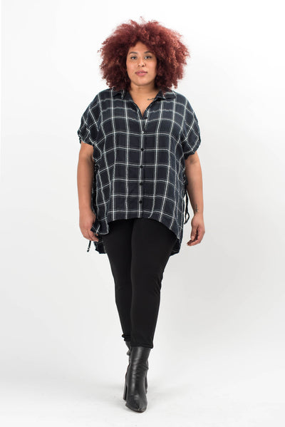 Ingrid Button Up Tunic