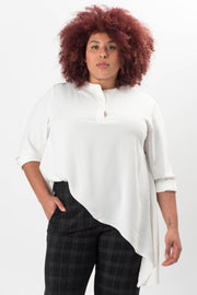 Denver Asymmetric Blouse