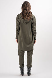 Olive Cohen Hooded Jacket