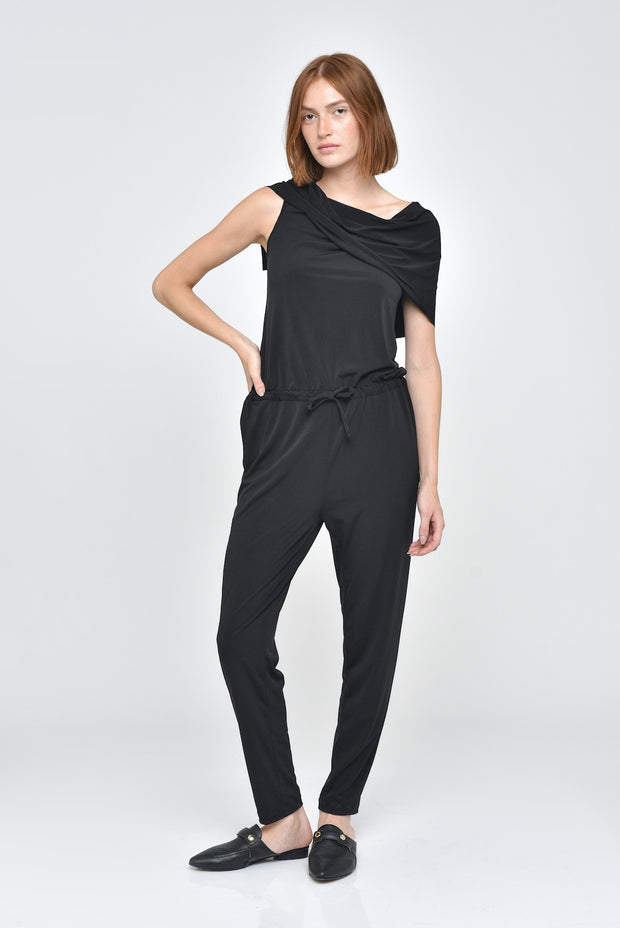 Mitch Off the Shoulder Jumpsuit