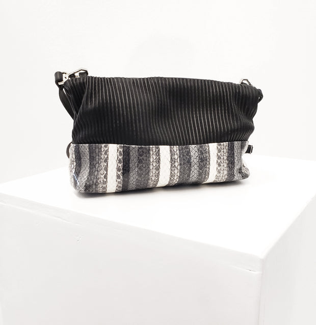 Sue Foldover Clutch