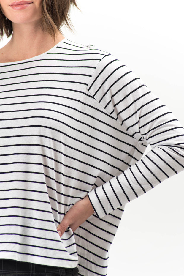 Wanda Striped Top