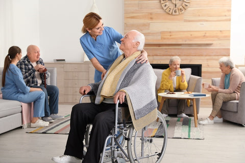 Commercial Disinfecting for Long Term Care Facilities