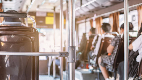 Public transportation disinfecting companies