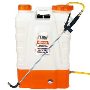 4 Gallon Cordless Disinfectant Sprayer