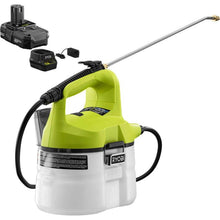 Load image into Gallery viewer, 2 Gallon Cordless Disinfectant Sprayer with Battery and charger