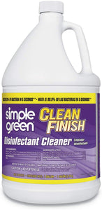 Simple Green CLEAN FINISH Disinfectant Cleaner Ready to Use