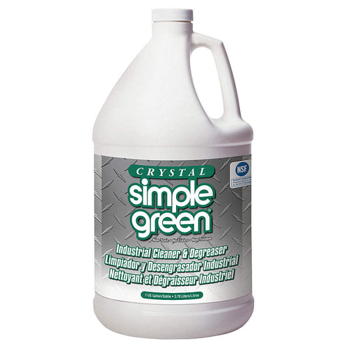 One Gallon Crystal Simple Green for sale