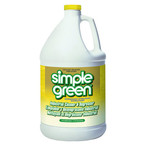 Simple Green Industrial Cleaner - Degreaser - Lemon Scent