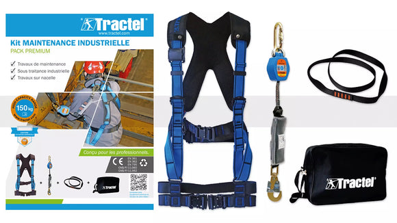 Kit maintenance industrielle Pack premium - TRACTEL