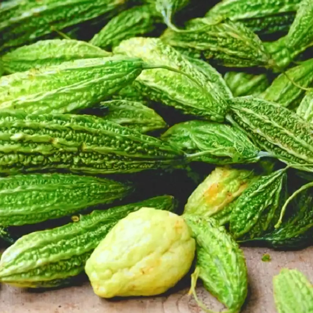 Bitter melon - an outstanding health potential