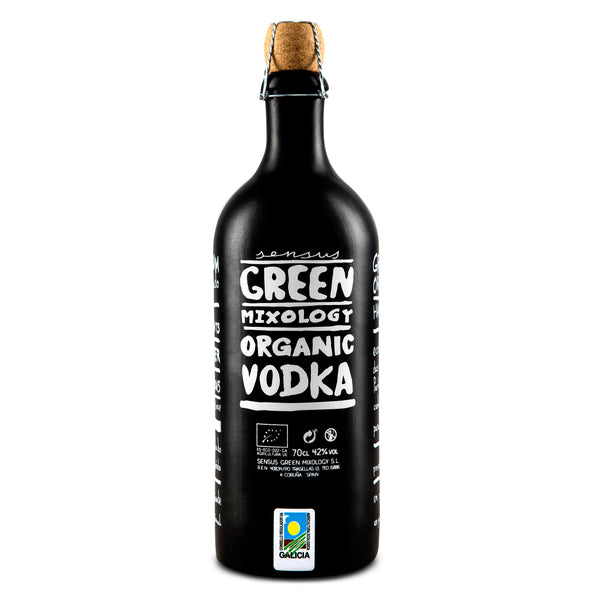 Vodka de Millo Pego Eco Green Mixology