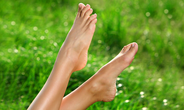 Do your feet need a makeover?