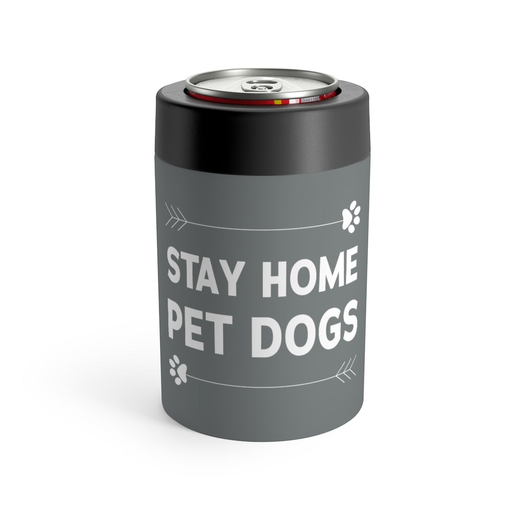 Stay Home Pet Dogs Can Holder